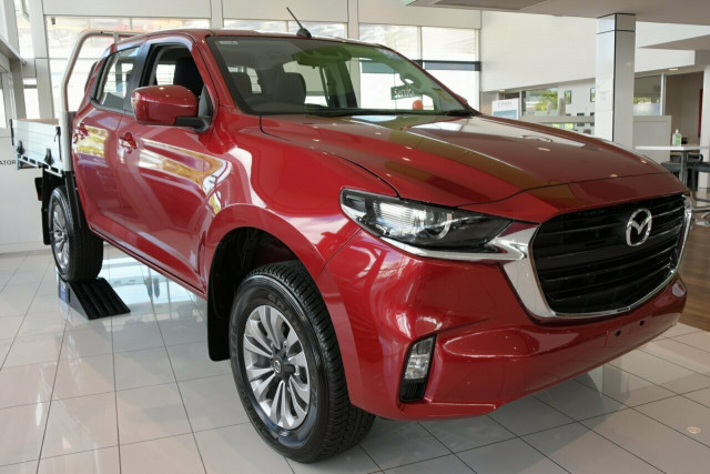 2020 MY21 Mazda BT-50 TF XT 4x4 Single Cab Chassis Cab chassis