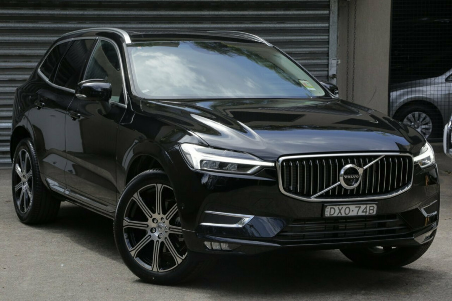 2018 MY19 Volvo XC60 UZ T5 AWD Inscription Wagon