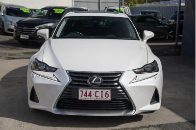 2017 Lexus Is ASE30R IS200t Luxury Sedan Image 3