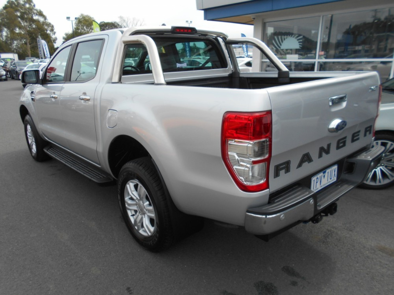 2019 MY19.75 Ford Ranger PX MKIII 2019.75MY XLT Utility