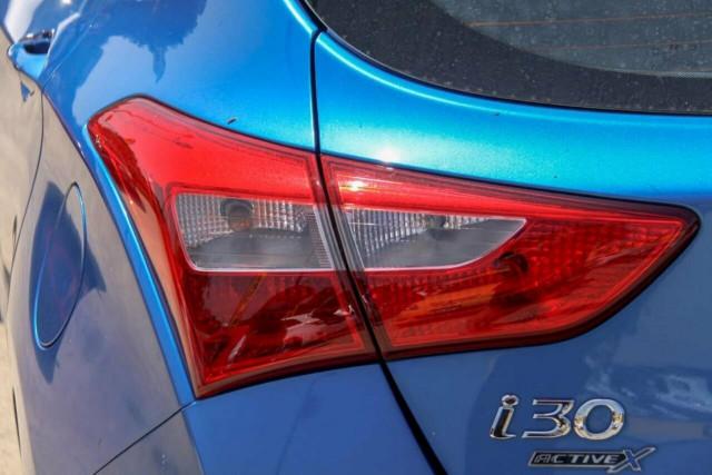 2016 Hyundai i30 GD4 Series 2 Active X 1.6 CRDi Hatchback
