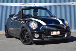 Mini Cabrio Cooper R57 LCI