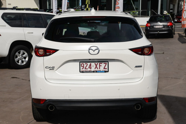 2017 Mazda Cx-5 KF4WLA GT Suv Image 4
