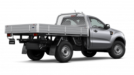 2020 MY20.75 Ford Ranger PX MkIII XL Hi-Rider Single Cab Chassis Utility image 4