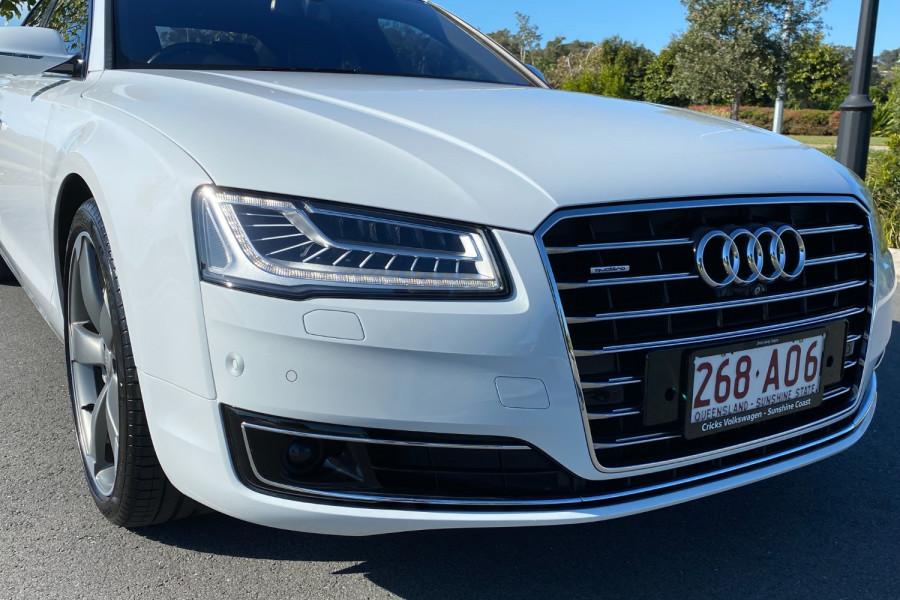 2016 Audi A8 L Image 3