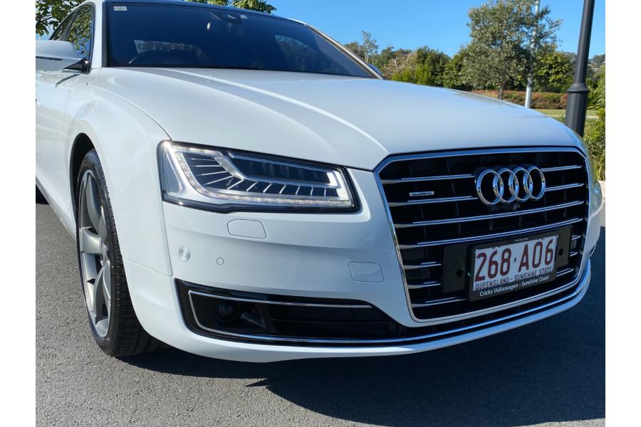 2016 MY17 Audi A8 4H  L Sedan