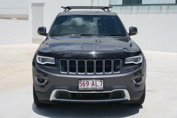 2013 MY14 Jeep Grand Cherokee WK MY2014 Limited Suv
