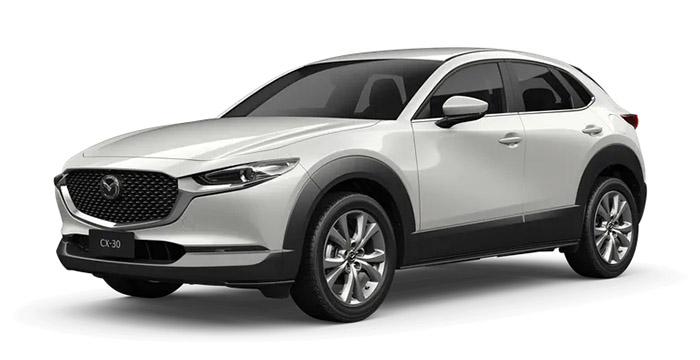 2019 MY20 Mazda CX-30 DM Series G20 Evolve Wagon