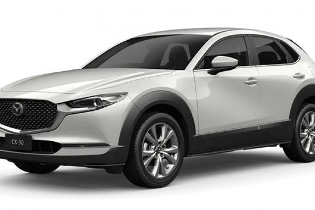 2020 Mazda CX-30 DM Series G20 Evolve Other