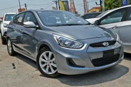 Hyundai Accent Sport RB6 MY18