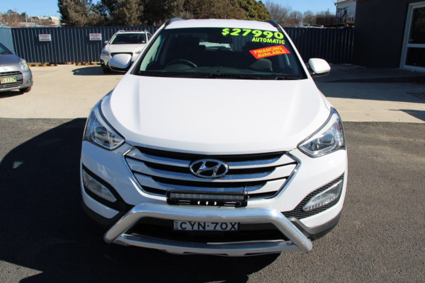 2015 Hyundai Santa Fe DM2 MY15 Active Suv Image 2
