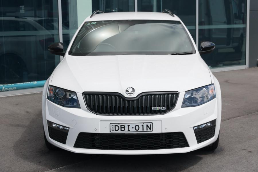 2014 MY15 Skoda Octavia NE MY15 RS Wagon Image 2