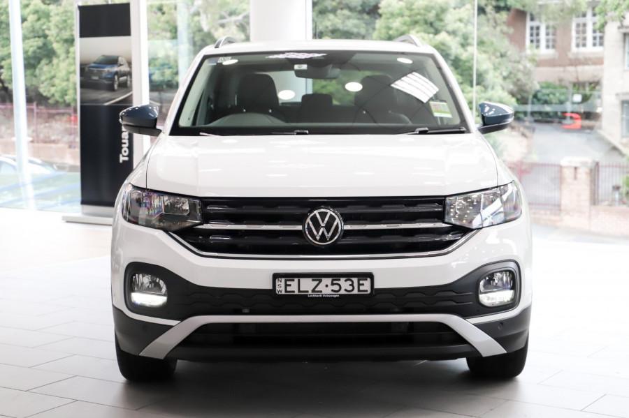 2021 Volkswagen T-Cross C1 85TSI CityLife (Bamboo Garden) Suv Image 4