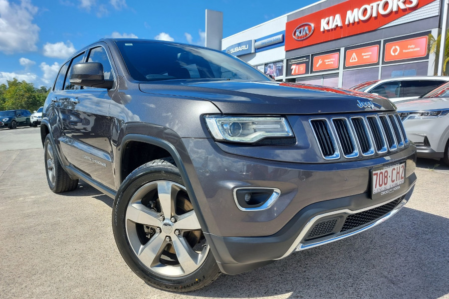 2015 Jeep Grand Cherokee Limited Image 1