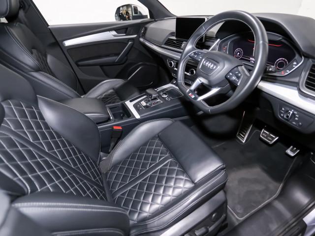 2017 Audi Sq5 Audi Sq5 3.0 Tfsi Quattro Auto 3.0 Tfsi Quattro Suv