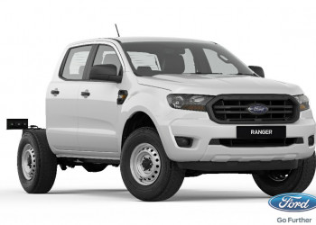 2018 MY19.00 Ford Ranger PX MkIII 4x4 XL Double Cab Chassis Cab chassis