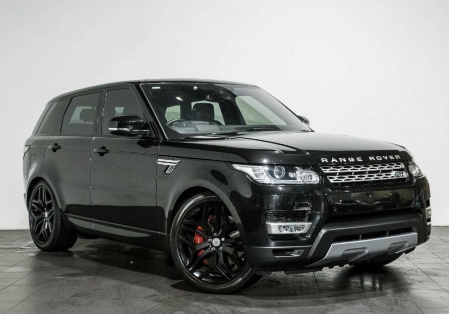 2016 MY16.5 Land Rover Range Rover Sport L494 16.5MY SDV6 CommandShift HSE Wagon