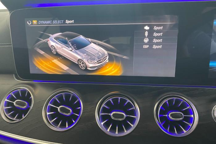 2020 Mercedes-Benz E Class Convertible Image 27