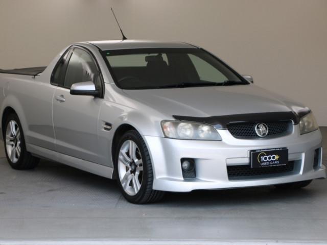 2008 Holden Ute VE SV6 Utility