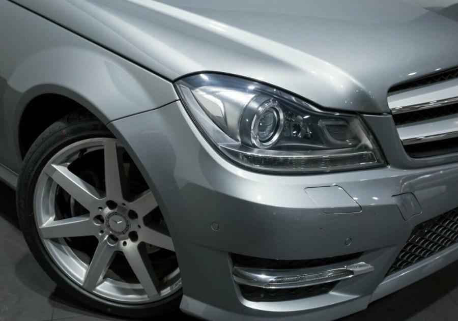 2012 Mercedes-Benz C250 CDI C204 BlueEFFICIENCY 7G-Tronic Coupe