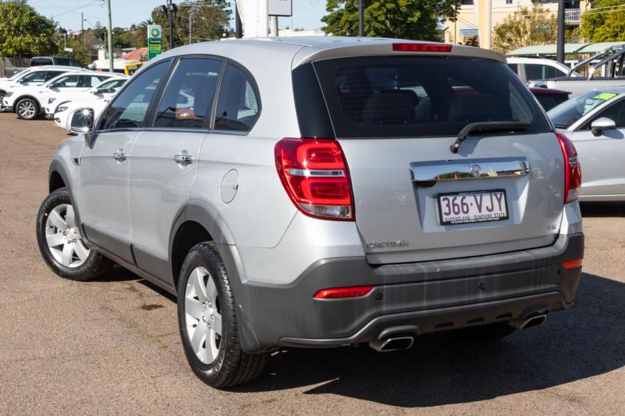 2014 Holden Captiva LS