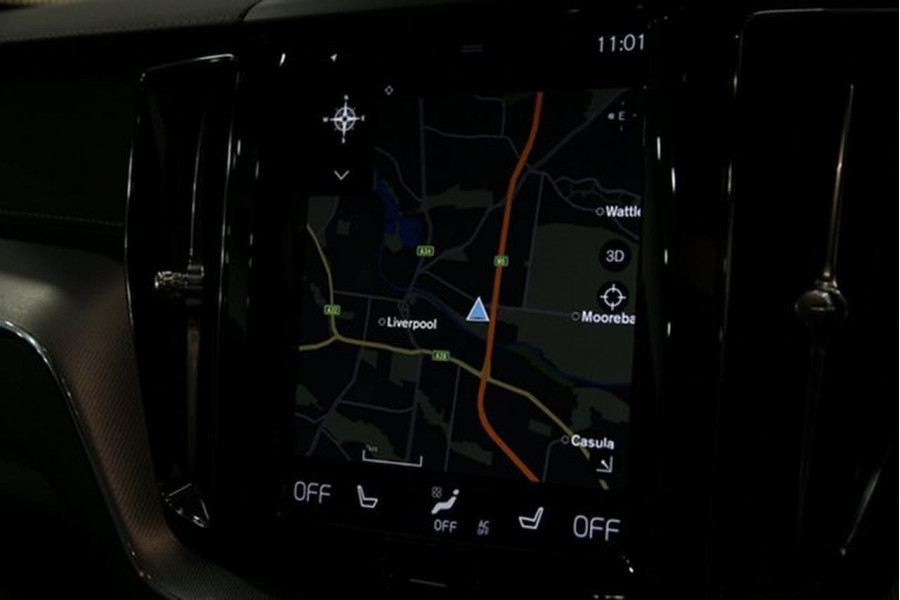 2020 MY21 Volvo XC60 UZ Recharge Suv
