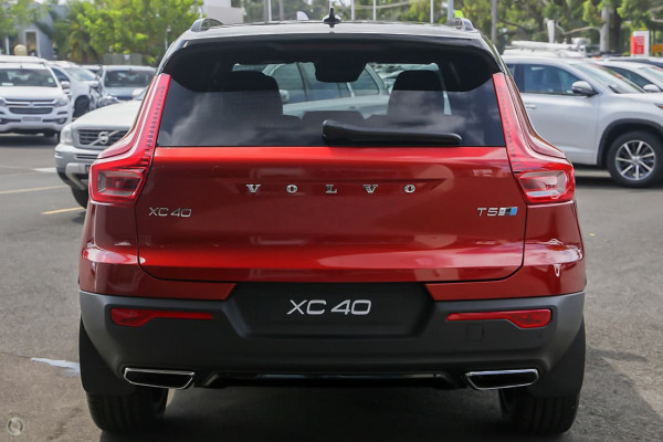2019 Volvo Xc40 (No Series) MY20 T5 R-Design Suv Image 3