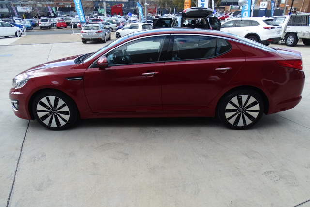 2010 Kia Optima Platinum