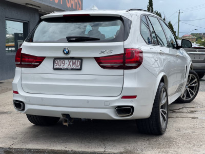 2017 BMW X5 F15 xDrive30d Suv Image 3