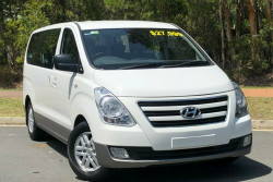 Hyundai iMAX TQ Series II (TQ3)