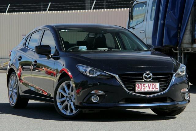 2014 Mazda 3 BM5238 SP25 SKYACTIV-Drive GT Sedan