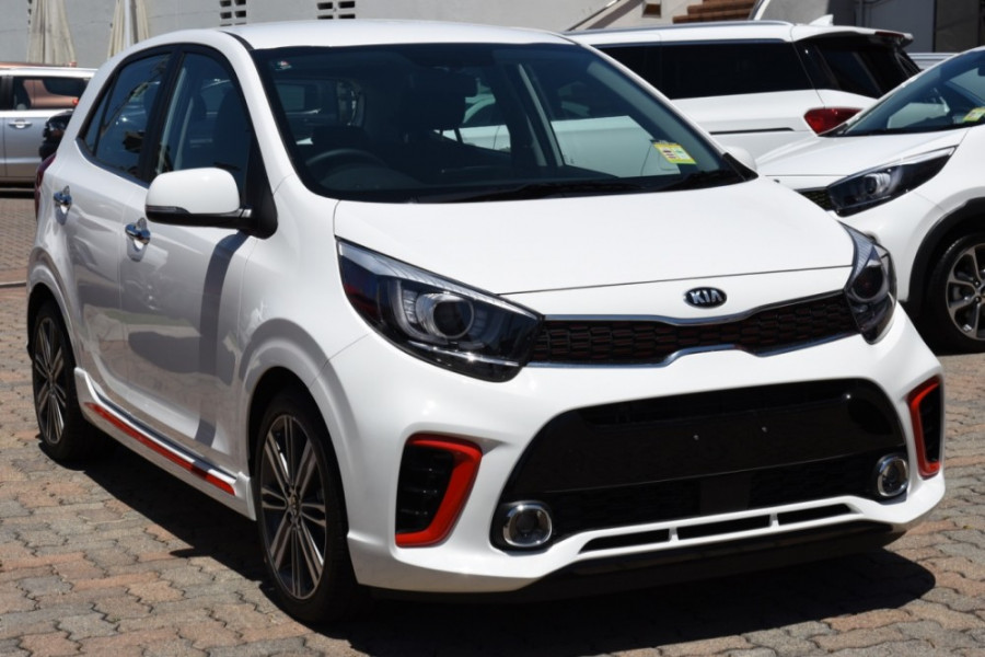 2019 Kia Picanto JA GT-Line Hatchback