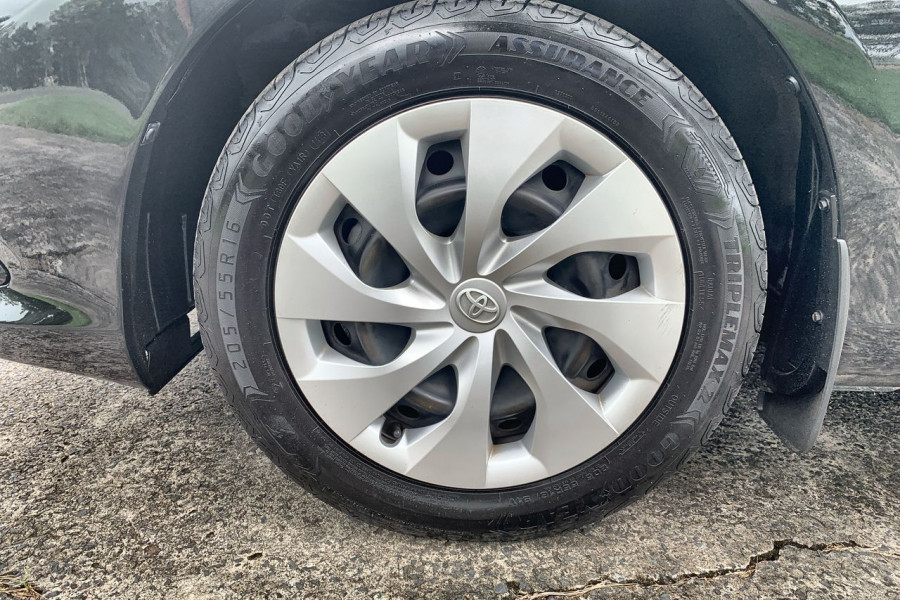2015 Toyota Corolla ZRE182R Ascent Hatch