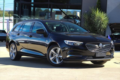 2017 Holden Commodore ZB MY18 LT Wagon Image 2