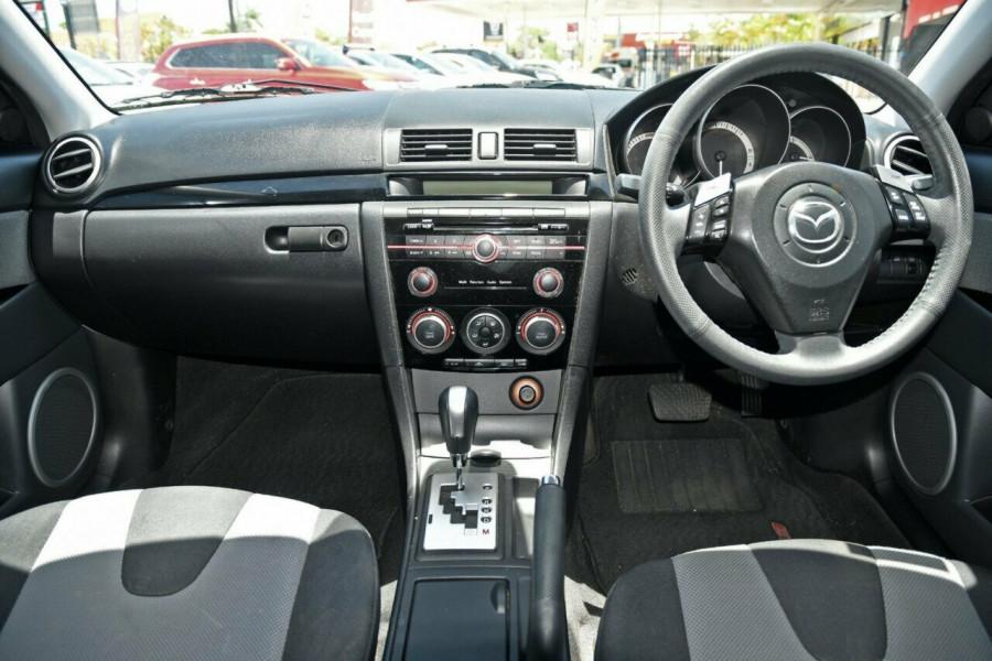 2008 Mazda 3 BK1032 MY08 SP23 Sedan