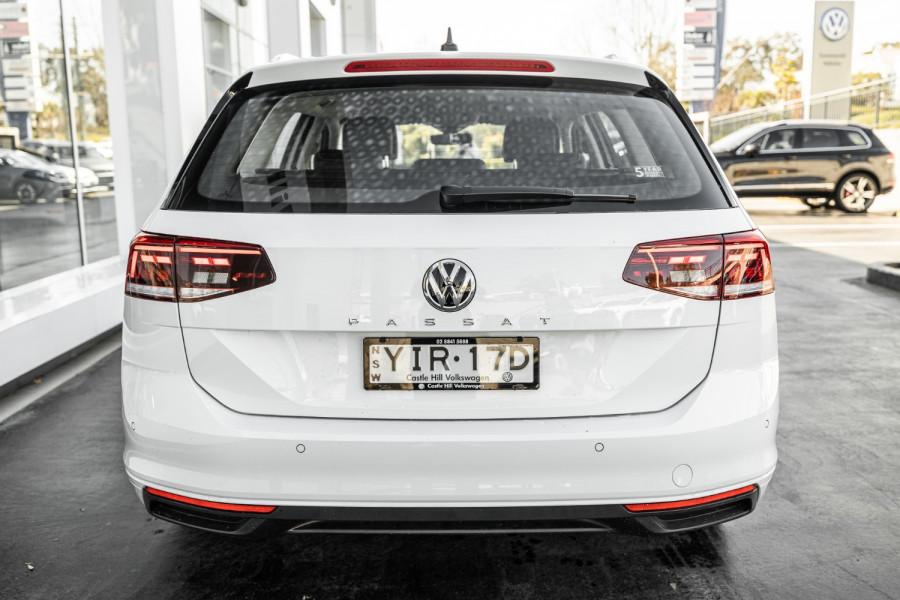 2020 Volkswagen Passat B8 140 TSI Business Wagon Image 4