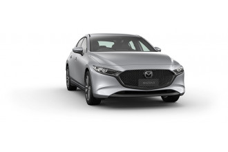 2020 Mazda 3 BP G20 Touring Hatch Hatchback Image 5