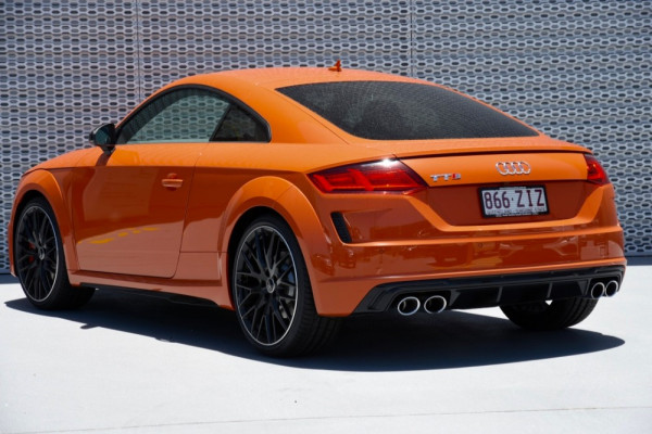 2019 Audi Tt S Coupe Image 3
