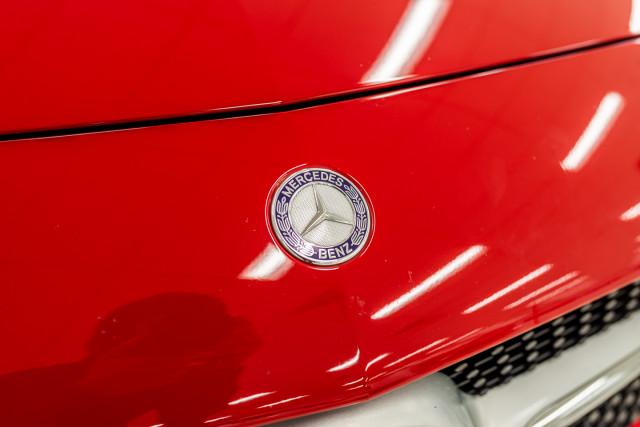 2017 MY08 Mercedes-Benz A-class W176  A200 d Hatchback Image 9