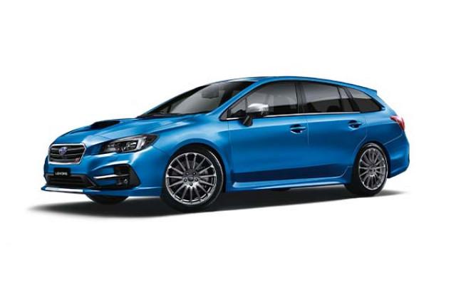 Subaru Levorg STI Sport V1