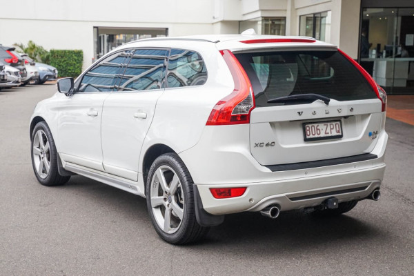 2013 Volvo XC60 (No Series) MY13 D5 R-Design Suv Image 2