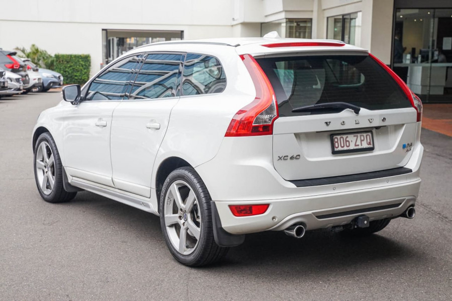 2013 Volvo XC60 (No Series) MY13 D5 R-Design Suv