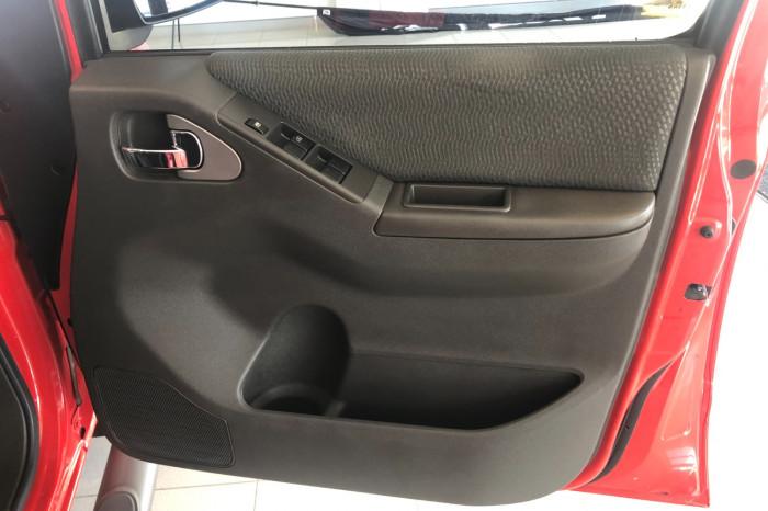 2012 Nissan Navara D40 S6 MY12 ST Utility Image 15