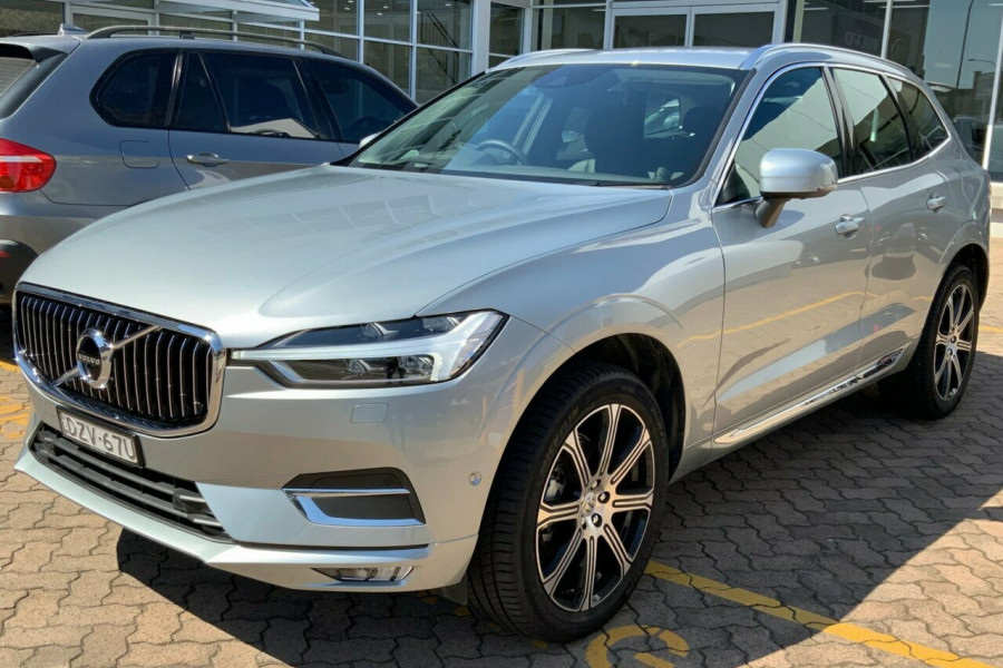 2018 Volvo XC60 UZ D4 Inscription (AWD) Suv Mobile Image 7