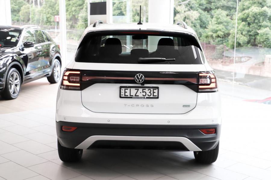 2021 Volkswagen T-Cross C1 85TSI CityLife (Bamboo Garden) Suv Image 5