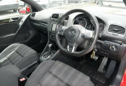 2011 Volkswagen Golf VI MY11 GTD DSG Hatchback