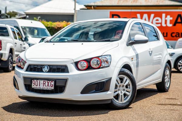 Holden Barina TM