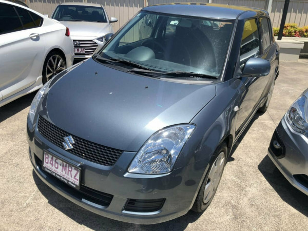 2009 Suzuki Swift EZ 07 Update S Hatchback