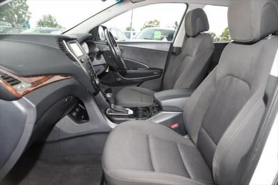 2017 Hyundai Santa Fe DM3 Series II MY17 Active Suv