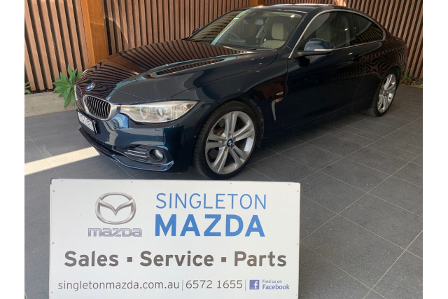 2013 BMW 4 Series F32 Coupe